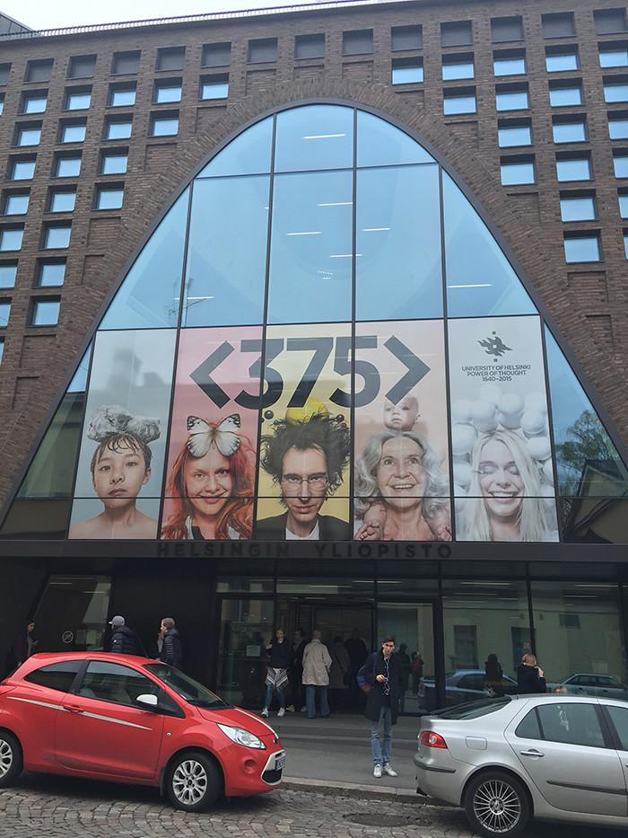 Biblioteca Central de Helsinki, espacio innovador y cultural favorito de la población