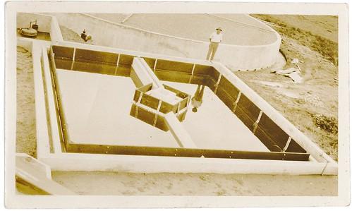 North Grafton STP - The Sedimentation Tanks (25-10-1933)