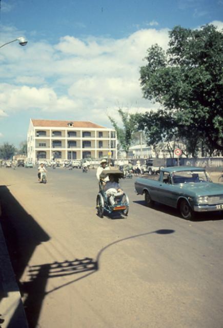 SAIGON 1969 - Đường Đinh Tiên Hoàng