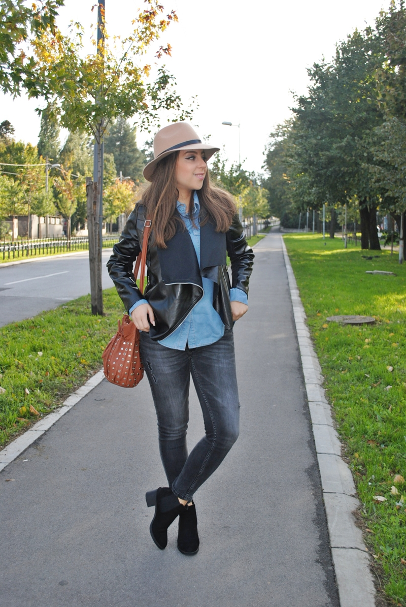 denim-shirt-leather-jacket2
