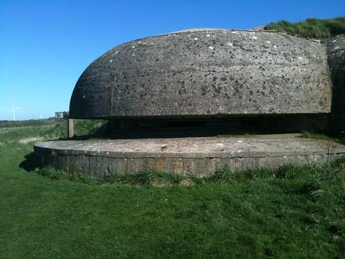 Bunker Allemand à Fécamp