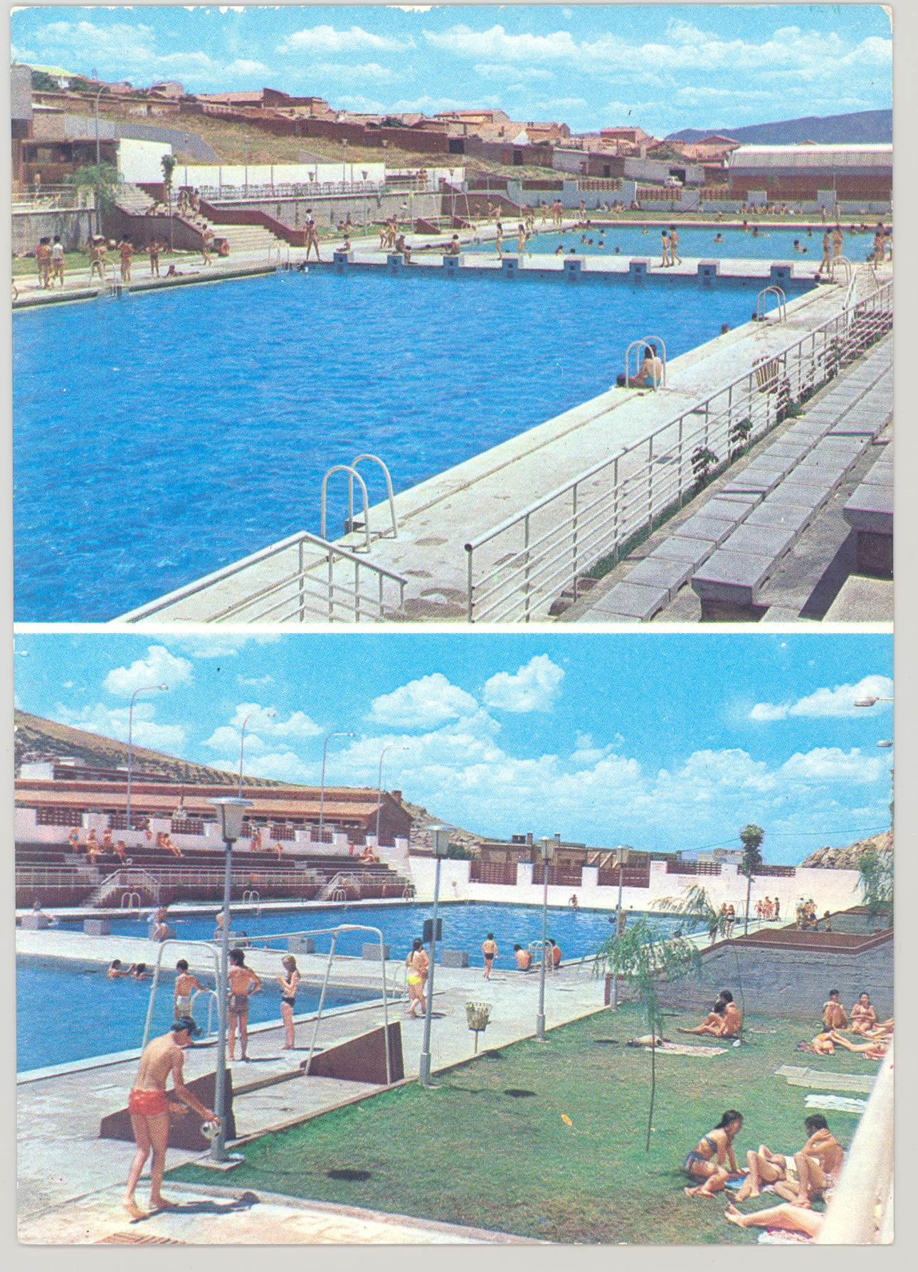 Elevation of almod var del campo cdad real spain maplogs for Piscina municipal puerto real