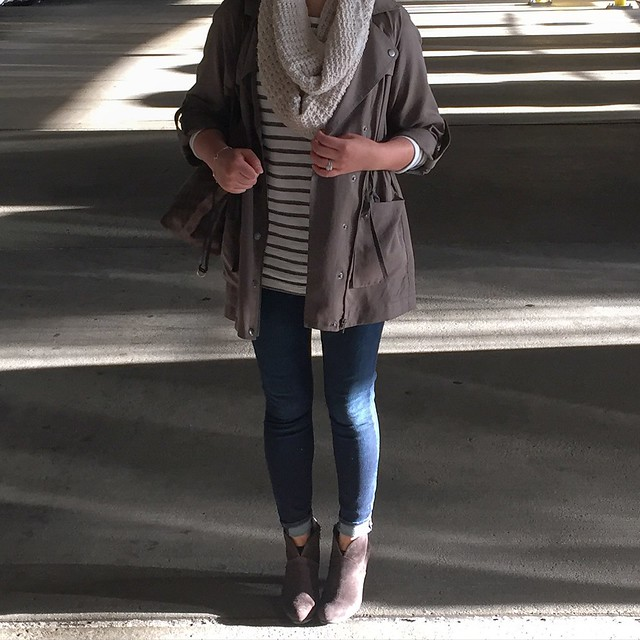 LOFT Fall Outfit