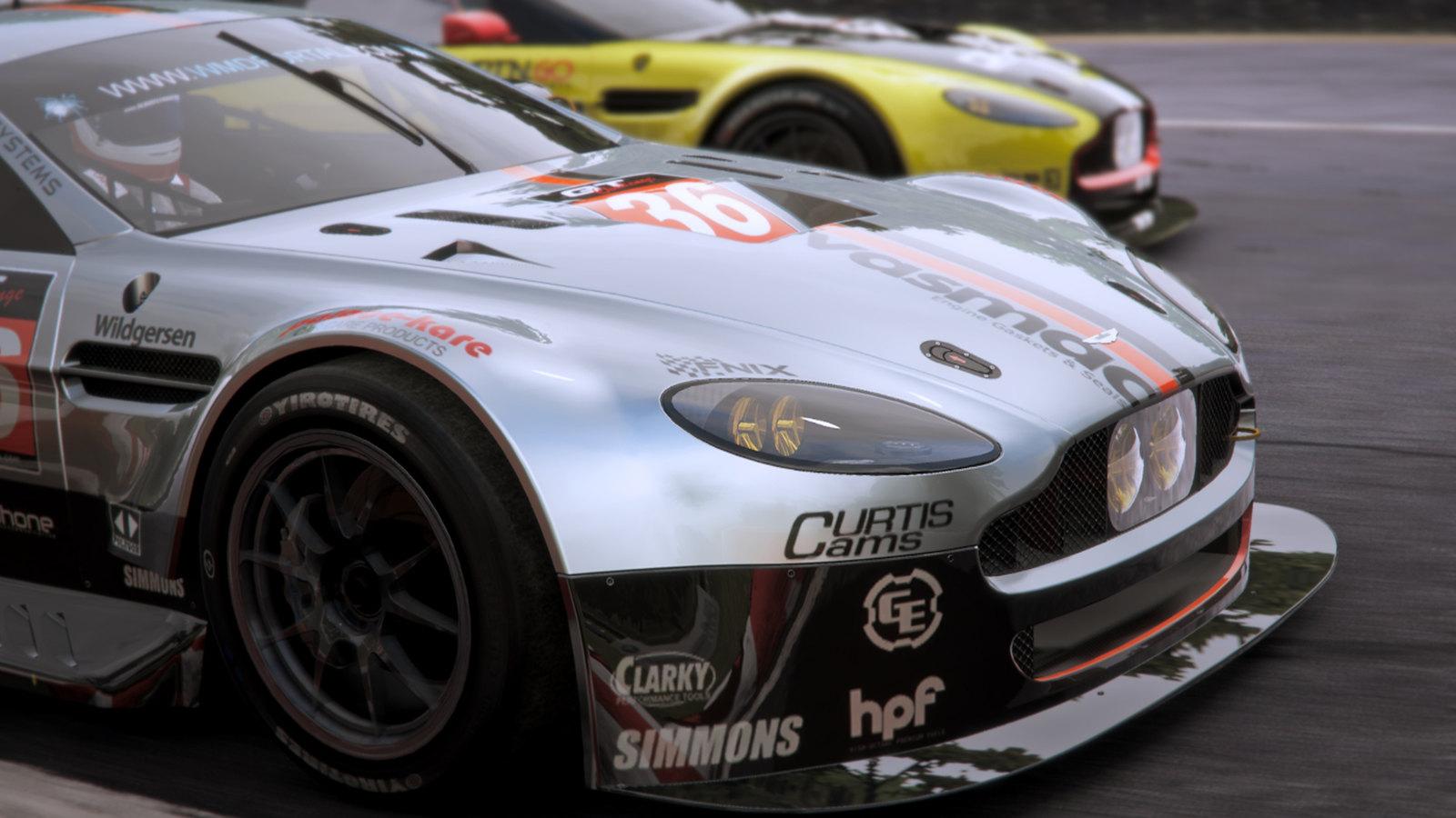 Project CARS Aston Martin Track ExpansionAston Martin Track Expansion 3