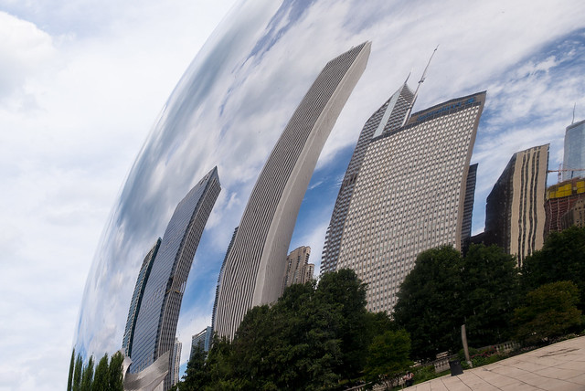 Reflected Chicago