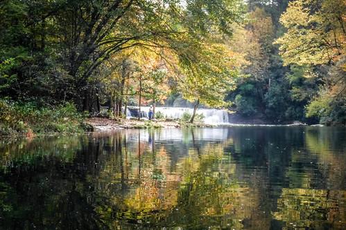 Cascade Lake and Hooker Falls-12