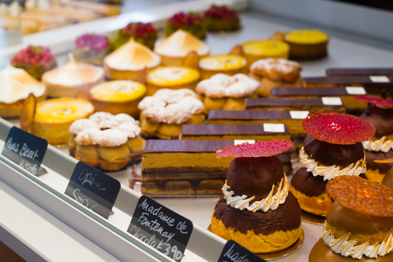 patisseries at helmut newcake