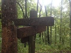 Chattahoochee Gap Sign
