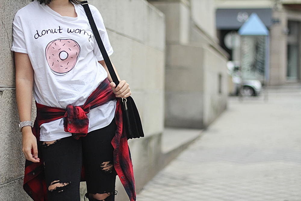 donut worry adolescent clothing streetstyle