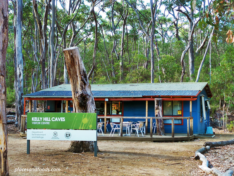 kenny hill conservation park visitor centre