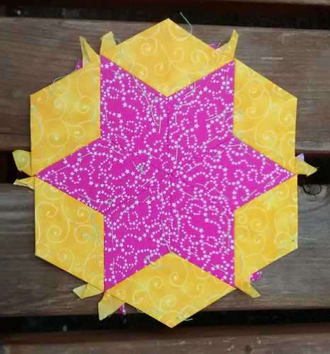 Hexagon star number 27