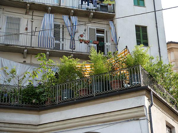 terrasses turin