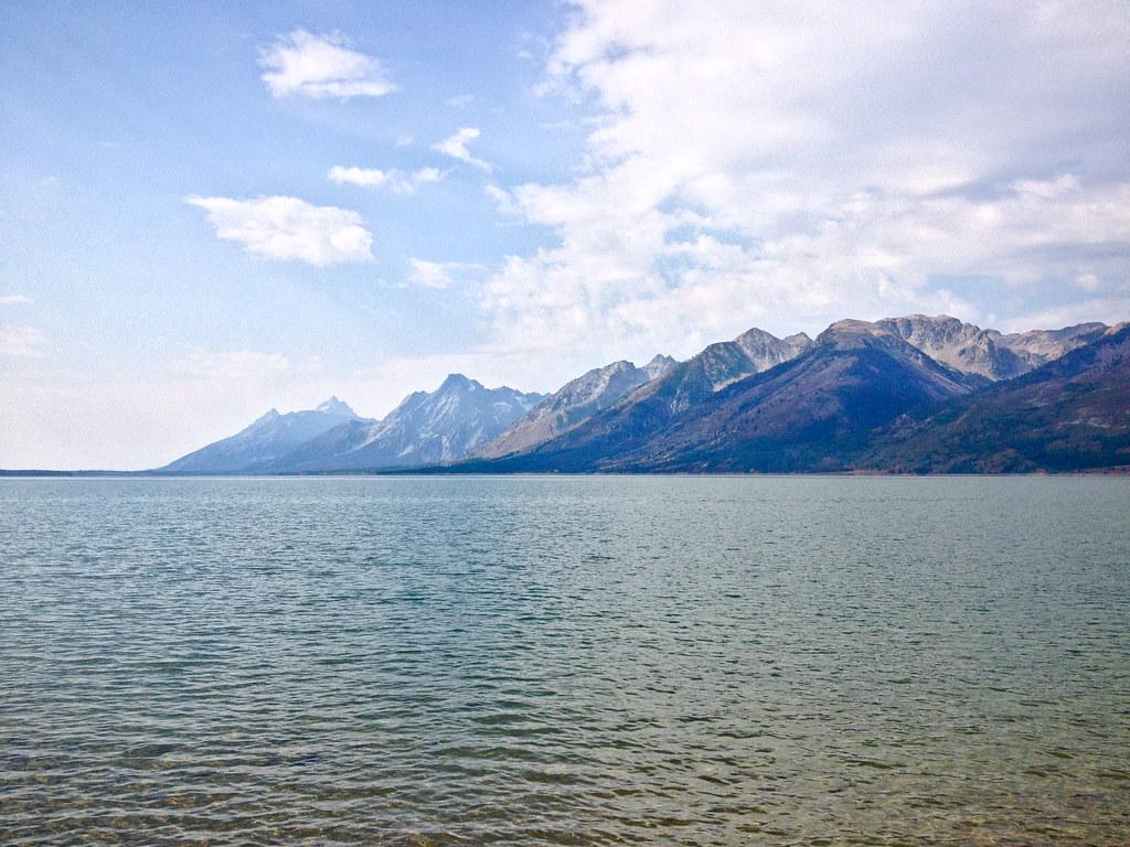 Jackson Lake Hot Springs Wyoming Tripcarta
