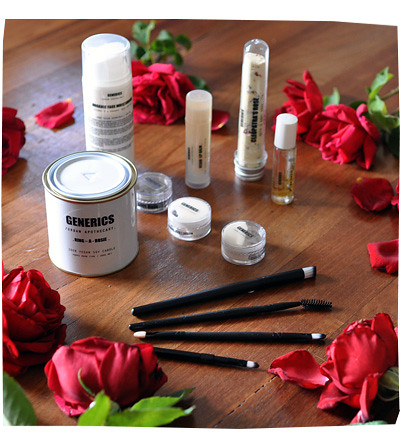 GENERICS Urban Apothecary, Beauty Survival Kit