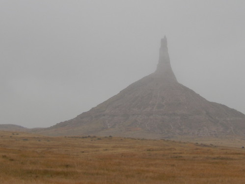 Nebraska - Chimney Rock