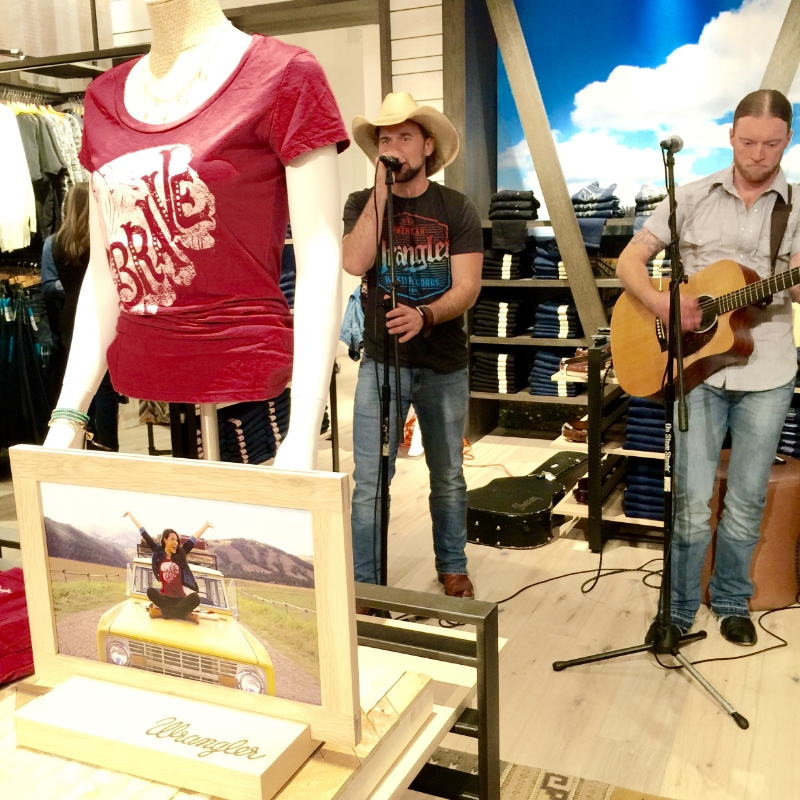 Wrangle grand opening with live music by McKenzies Mill