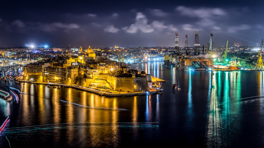 Cospicua, Malta picture