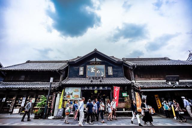 Kawagoe Ichibangai-dori Street