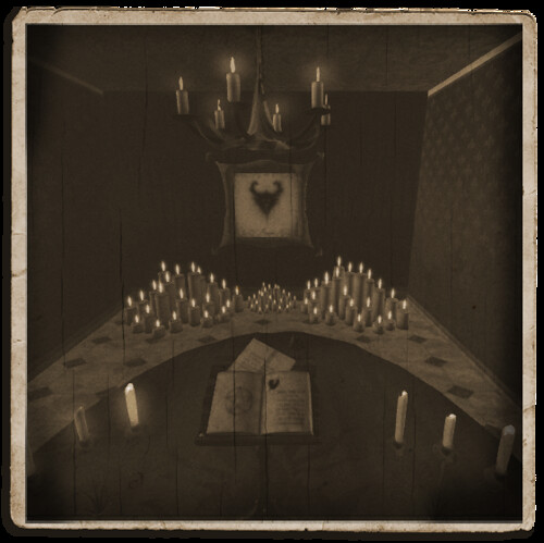Krampus - The House - Hidden Room