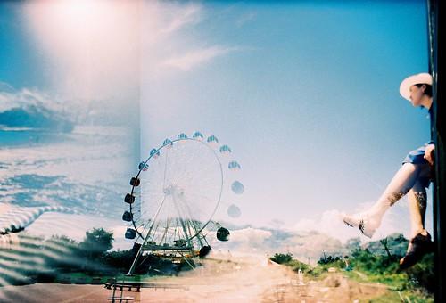 夏のミルフィーユ