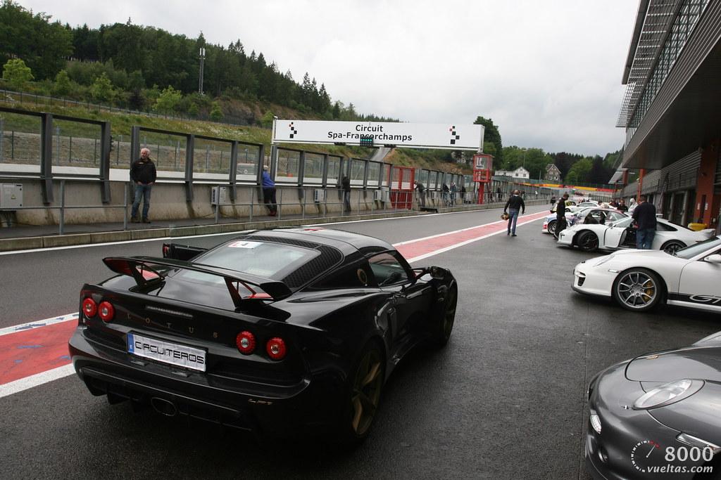 Prueba Michelin Pilot Sport Cup 2