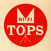 Tops Records by Bart&Co.