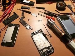 Fixing a iPhone