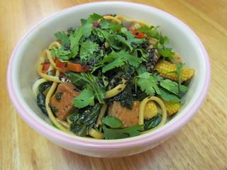 Weeknight Noodle Stir-Fry