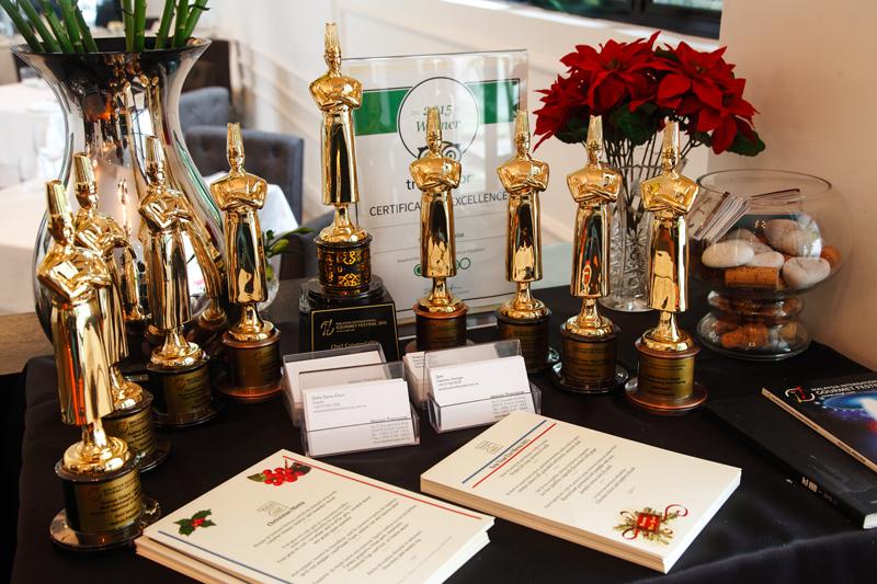 Maison Francaise MIGF Awards