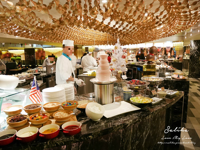 台北飯店自助餐buffet吃到飽西華飯店 (8)