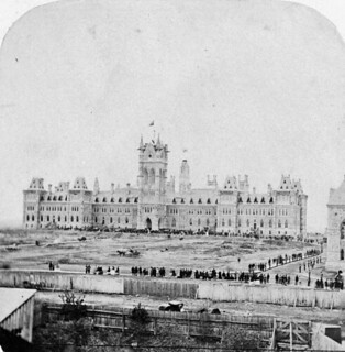 Opening of the Parliament Buildings [Centre Block] / Ouverture de l'édifice du Centre du Parlement