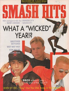 Smash Hits, December 28, 1988