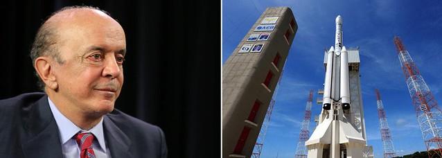 Serra confirmou que oferecerá aos americanos um acordo sobre a estratégica base de Alcântara (MA). - Créditos: Reprodução