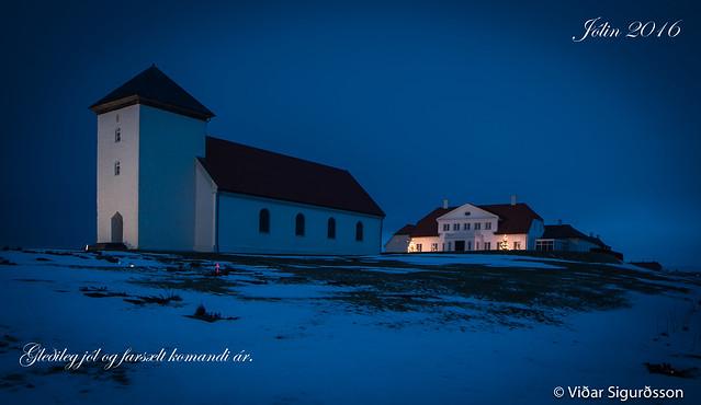 Bessastaðakirkja-Bessastaðir