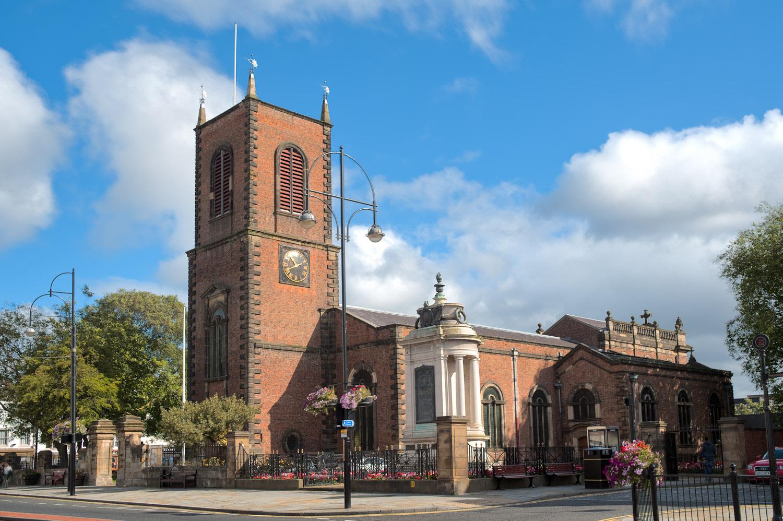 Stockton Parish Church, Stockton on Tees