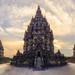 Prambanan temples pano by Jorge Císcar