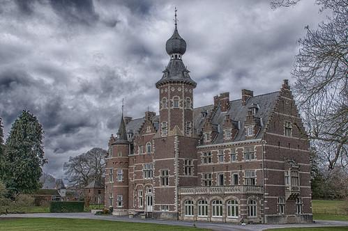 Glabbeek, kasteel van Attenrode
