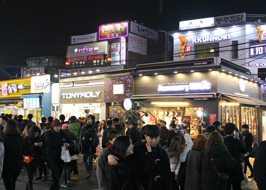 hongdae-shopping