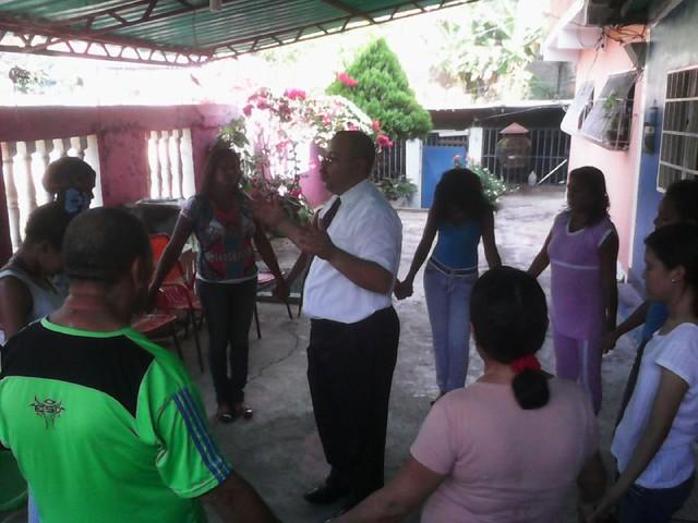 Casas de Oración: Charallave, Estado Miranda.