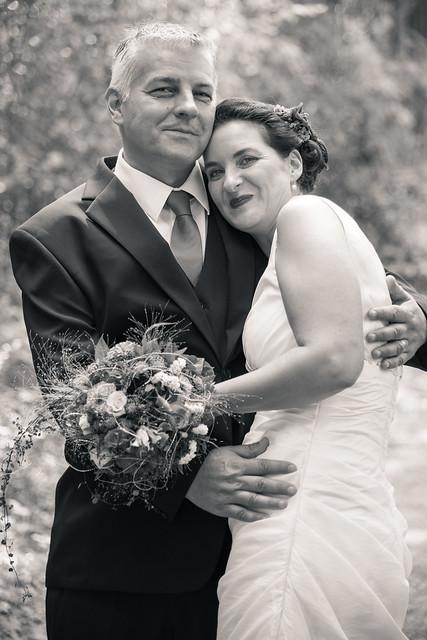 Hochzeit-Paarshooting mit Denise und Uwe