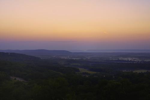 mountain fog rural sunrise outdoors photography dawn newjersey pennsylvania farmland valley i80 overlook hdr delawareriver allamuchy interstate80 pocono scenicview 2015 mudpig stevekelley villamadonna stevenkelley christophercolumbushighway