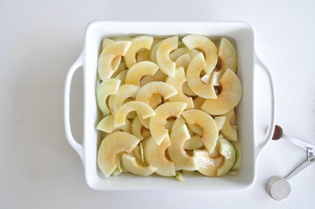 Cornelia's Apple Crisp
