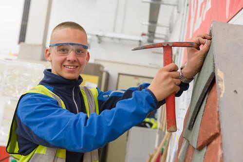 Roofing Apprenticeship - Jordan Brighouse