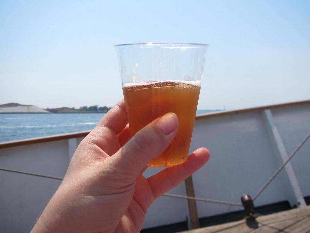 plavba na plachetnici Clipper City s ochutnávkou piva @ New York