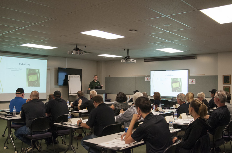 Week 2: Citizens Police Academy
