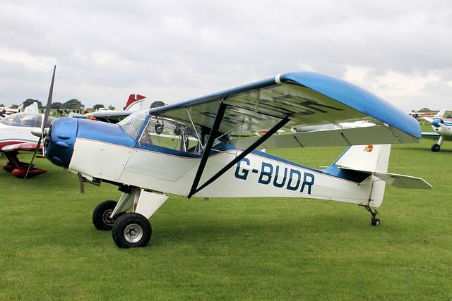 G-BUDR