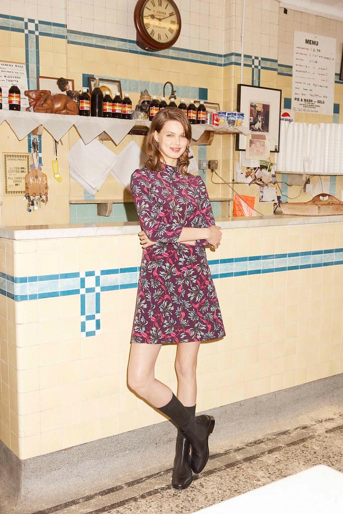 Линдси Виксон — Фотосессия для «Bergdorf Goodman» 2015 – 14