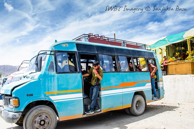 Local Bus, Leh