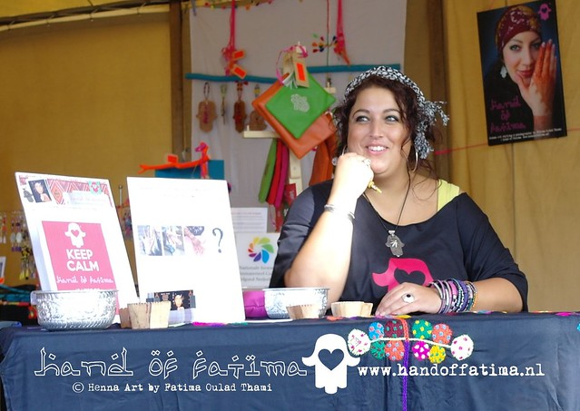 Hand of Fatima @ Happinez festival 2015