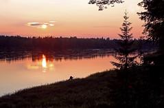Midnattssol, Tärendö